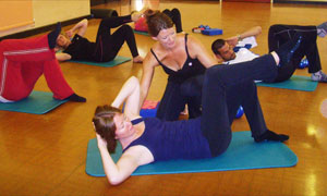 Pilates Class in Linton, Cambridgeshire