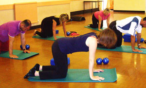 Pilates Classes and private tuition