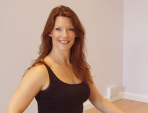 Su Matthews qualified Pilates teacher